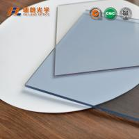Wholesale Scratch Resistant Hard Coated Acrylic Sheet 6mm Thick SGS ISO Certificate from china suppliers
