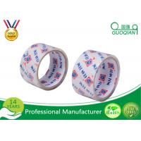 Quality Pure Wide Clear Packaging Tape Environment Protection High Adhesive 48mm X 30m for sale