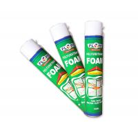 Wholesale Fire Retardant B2 Grade PU Foam Spray 750ml for Building Insulation from china suppliers