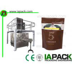 China Granular Automatic Bag Packaging Machine , Stand-up Bag  Packaging Machine For tea for sale