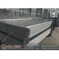 Quality China Temporary Fencing Panels with Rubber Feet | height 2100mm, Width 2400mm | for sale