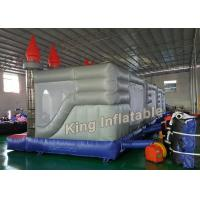 Custom 4 X 4m Dragon Inflatable Bouncy Castle With Blower For KIds
