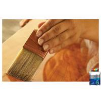 High Hardness Water Based Wood Coating Paint Durable Environmental Friendly for sale