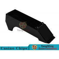 Wholesale Traditional Texas Holdem 6 Deck Card Shoe Special For Wide Or Small Cards from china suppliers