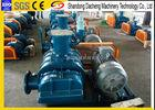 Wholesale Metallurgy Air Blower For Sewage Treatment Plant / Small Rotary Roots Blower from china suppliers