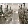 Vaccine Biologicals Fermenter , Lab Scale Bioreactor Fermentor Floor Stand for sale
