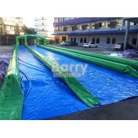Quality Customized Size Giant Inflatable Slide For Kids / Adults 3 Years Life Span for sale
