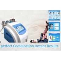 Wholesale Ultrasonic Cavitation+Monopolar RF+Tripolar RF+Vacuum Liposuction 5 in 1 System from china suppliers
