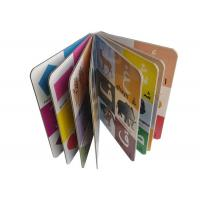 Wholesale Multi Color A3 Book Printing , Souvenir Book Printing Film Lamination from china suppliers