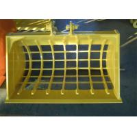 Wholesale ISO Approved Excavator Ditch Cleaning Bucket Q345 Main Material 1016 Mm Width from china suppliers