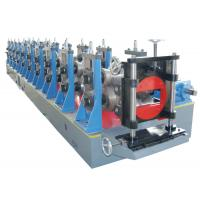 China Lightweight Steel Roll Forming Machine Process with Touch Screen on sale