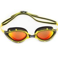 Wholesale Adults Professional Silicone Anti Fog Swimming Goggles For Racing from china suppliers