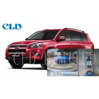 China Rav4 DVR Car Parking Cameras System Video Recorder With Night Vision High Definition on sale