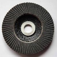 Wholesale High Density Silicon Carbide Abrasive Flap Discs Conical with Fiberglass Base from china suppliers