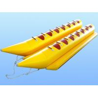 Wholesale Customized Durable Inflatable Fly Fish Banana Boat / Toy Inflatable Boat from china suppliers