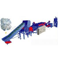 Waste Plastic PP PE Film Recycling Machine/PE Film Washing Line for sale
