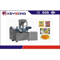 Wholesale Baked Fried Kurkure Making Machine , Snack Food Production Machine from china suppliers
