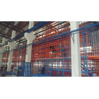 Wholesale Metal Platform Mezzanine Racking System For Distribution Center from china suppliers