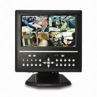 Wholesale 10.2-inch 4CH Standalone DVR with PTZ Camera Control, Supports Multiple OSD Languages from china suppliers