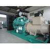 500kw 4-cycle Cummins 240V Generator , AC Alternator Generators G2 for sale