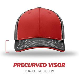 Wholesale 40% Polyester Flat Brim Snapback Hats Personalized Richardson Trucker Caps from china suppliers