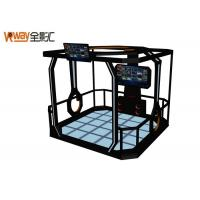 Wholesale 65 Inch HD Screen VR Gun Simulator / Virtual Reality Shooting Controller Play from china suppliers