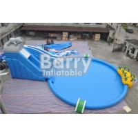 Wholesale Customized Big Elephant Inflatable Outdoor Amusement Park Equipment For Children from china suppliers