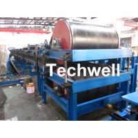 Wholesale Galvanized Color Steel Raw Material Continuous PU Sandwich Panel Production Line With PU Insulation And Aluminum Foil from china suppliers