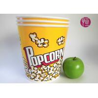 Wholesale 130 Ounce Custom Disposable Paper Popcorn Bucket For Fast Food from china suppliers