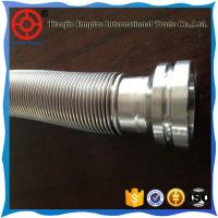 Wholesale Triple stainless steel wire braid reinforced layers corrugated Metal box hose from china suppliers