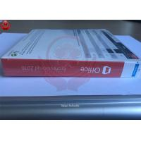 Wholesale Multi - Language Microsoft Office Professional Plus 2016DVD Retailbox Activated Online from china suppliers