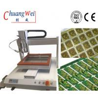 Buy cheap Desktop PCB Separator High Precision PCB Depaneling Router With Stress Free from wholesalers