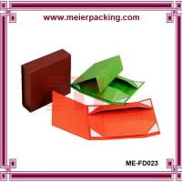 Wholesale Recycle art paper gift box, colorful design folding paper box with magnet ME-FD023 from china suppliers