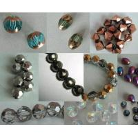 China Plated Silver Glass Bead/Plated Glass Bead/Coated Glass Bead on sale