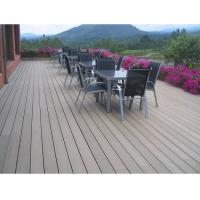 Wholesale WPC (wood and plastic composite) Outdoor Decking from china suppliers