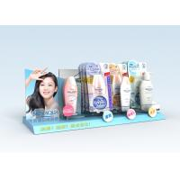 Wholesale Advertisement Acrylic Counter Stands Lightweight For Skin Care from china suppliers
