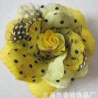 Wholesale 2011 Newest Feather Brooch, Hair Clip and Hairband from china suppliers