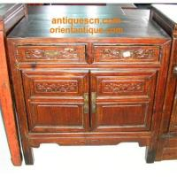 Buy cheap Antique Short Carving Cabinet from wholesalers