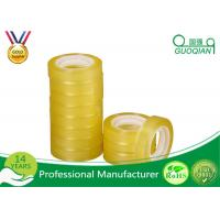 Wholesale BOPP Acrylic Transparent Fragile Packing Tape , Custom Packaging Tape Light Weight from china suppliers