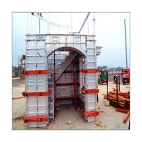 Good Stability Concrete Aluminum Formwork For Home Construction,Concrete Column Aluminum Formwork,Formwork System for sale
