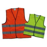 Wholesale Safety Apparel Reflective Vest for Traffic , High Visibility Custom Safety Vests from china suppliers