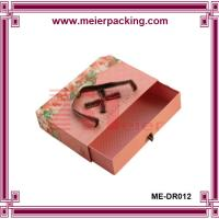 Wholesale china new product christmas hot sale custom drawer cardboard jewelry paper box ME-DR012 from china suppliers