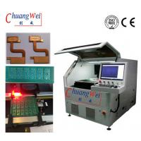 Buy cheap High Quality PCB Laser Separator China Laser PCB FPC Cutting Machine from wholesalers