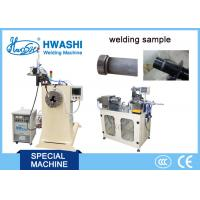 Wholesale CNC MIG Welding Machine, TIG Seam Welding Machine for Round Tube / Air Filiter from china suppliers