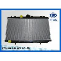 Wholesale Cross - Flow Nissan Primera Radiator 717.5*47mm No Leaking Tank OEM 21410-BM402 from china suppliers