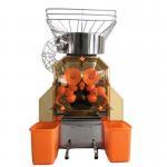 China Restaurant Commercial Orange Juicer Machine , 370W Orange Juice Maker Machine for sale