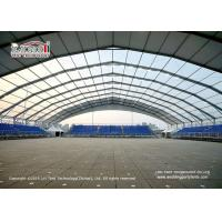 Wholesale Customized Indoor Sport Event Tents / Clear Span 80m Aluminum Structure Tents from china suppliers