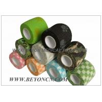 Wholesale Bitter taste Cohesive Bandage, self-adhesive bandage with denatonium benzoate from china suppliers