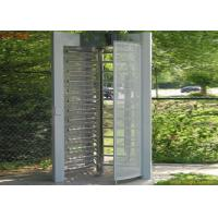 Wholesale Outdoor Full Height Turnstiles Secure Gate Systems Rotor Turnstile from china suppliers