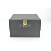 Buy cheap Customized Big Case In Fine PU With Metal Lock For Cable Wires from wholesalers